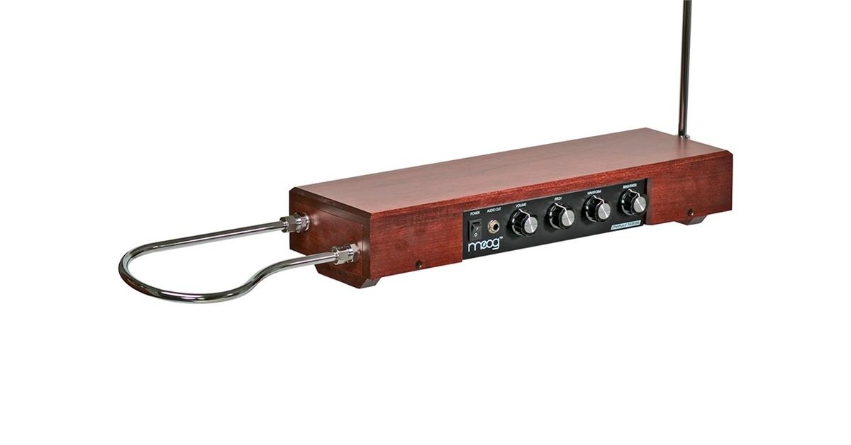 theremin world moog music etherwave standard theremin. Black Bedroom Furniture Sets. Home Design Ideas