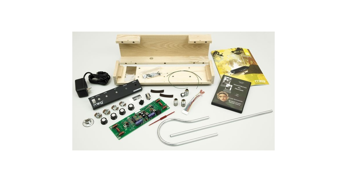 how to build a theremin from scratch