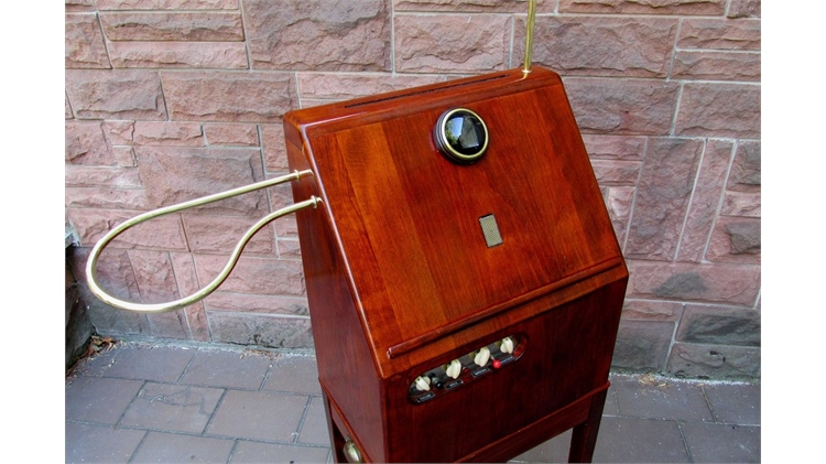 Custom Etherwave Theremin on eBay