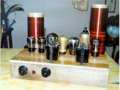 Tube Theremin by Pierre Genet