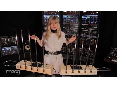 Polyphonic Theremin by Moog Music