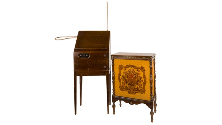 RCA Theremin and Model 106 Speaker