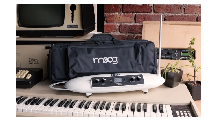Moog Music Theremini Theremin and Gig Bag