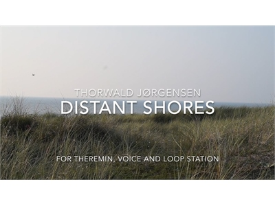 Distant Shores by Thorwald Jørgensen