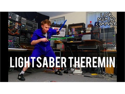 Light Saber Theremin