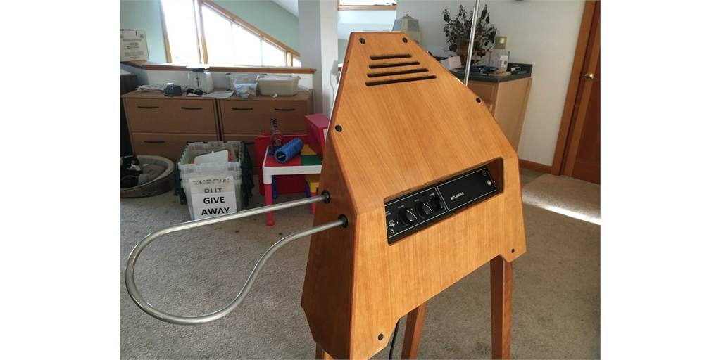 Theremin World - Rare Big Briar Series 91C Theremin For Sale