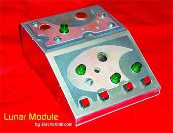 ElectroKraft Lunar Module