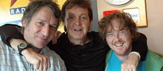 Paul McCartney and Virgin Radio
