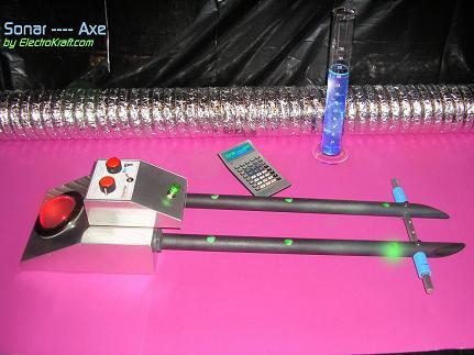 Elektro Kraft Sonar Axe