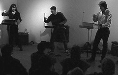 Theremin Trio at Electromuse I
