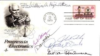 Bob Moog Autograph