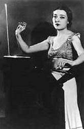 Clara Rockmore:  March 11, 1911 - May 10, 1998