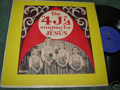 The 4 J's: Singing for Jesus