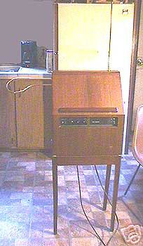 Series 91a Theremin