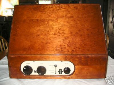 Antique Theremin
