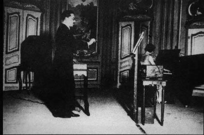 Ondes Martenot Paris Opera 1928