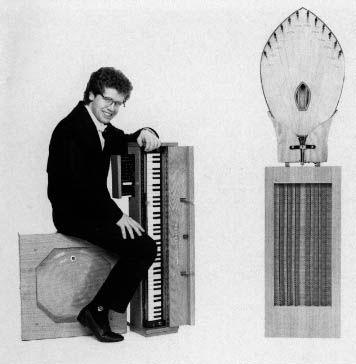 Thomas Block with Ondes Martenot