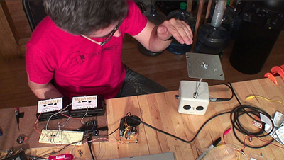 MAKE teaches you how to build a theremin