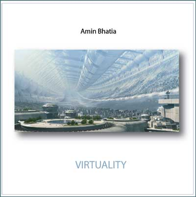Bhatia Virtuality CD Cover