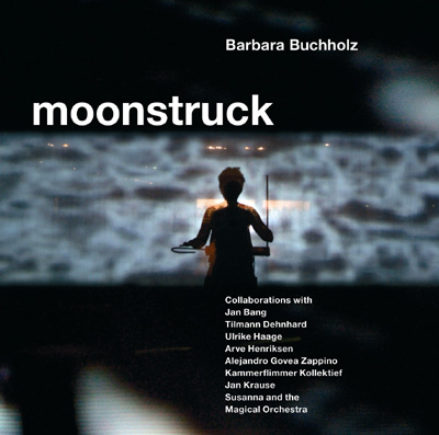 Buchholz Moonstruck CD Cover