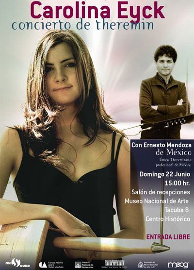 Carolina   Ernesto Poster