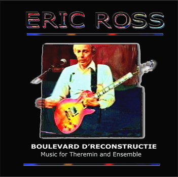 Eric Ross Boulevard CD Cover