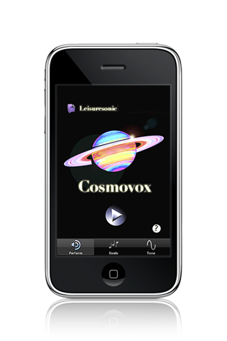 Cosmovoz Screen