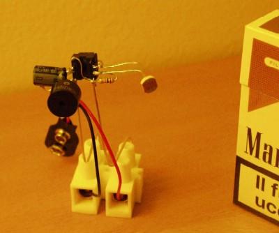 micro theremin