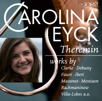 Carolina Eyck CD Cover
