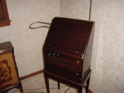RCA Theremin on eBay