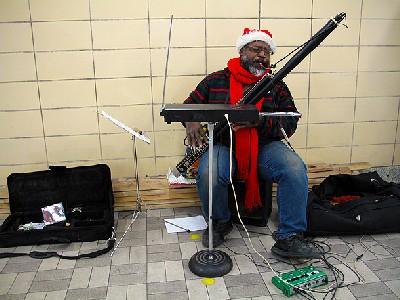 Black Santa Toronto