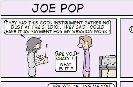 Joe Pop