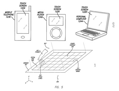 Apple patents theremin like control interface
