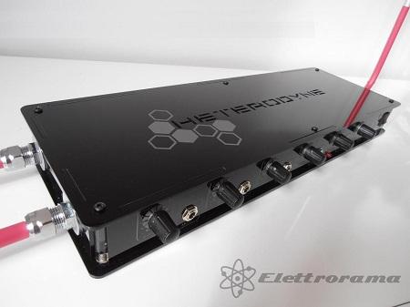Elettrorama MIDI theremin