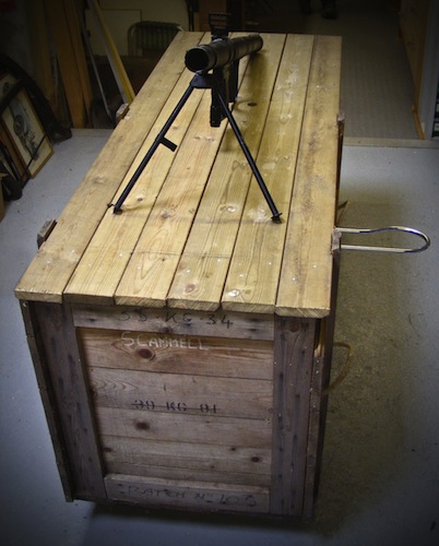 rocket launcher theremin