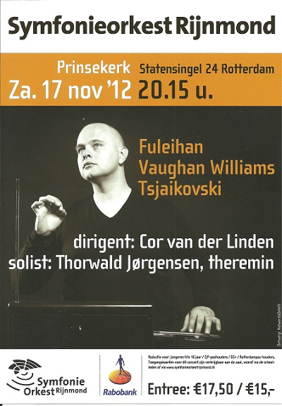 Thorwald Jørgensen To Perform Fuleihan Concerto