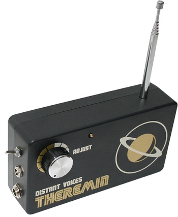 Distant Voices Theremin