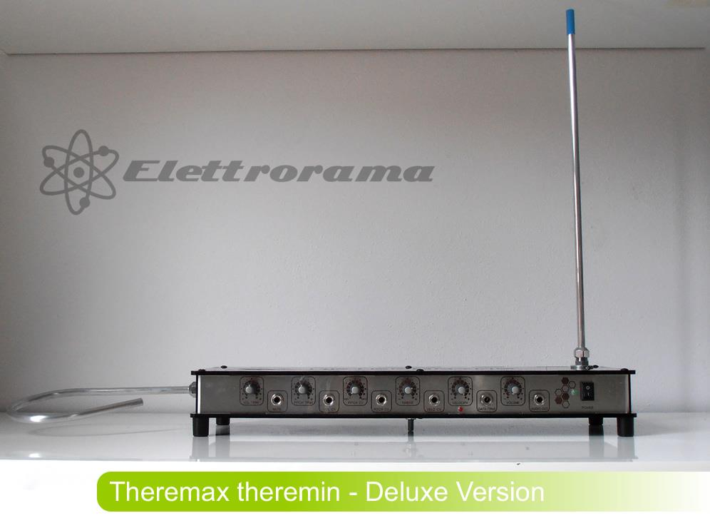 Idctheremin Schematic Diagram