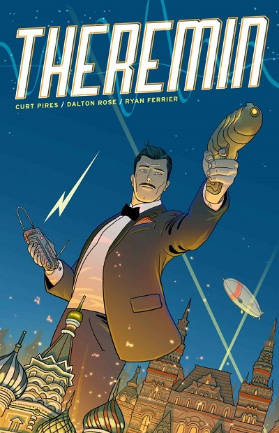 Theremin Issue #1