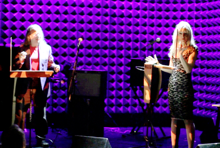 Rob and Dorit NYTS Joes Pub