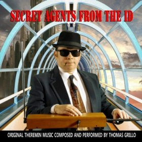 Secret Agents From The Id - Thomas Grillo