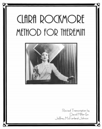 Clara Rockmore Theremin Method