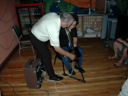 Theremin Cello at Ethermusic 2005