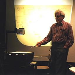 Bob Moog discussing the theremin