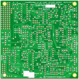 PCB from Eurocircuits