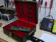 DIY Travel Case Theremin