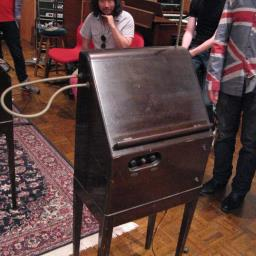 H. Whipple Abbot RCA Theremin