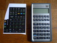 DIY calculator: HP30b to WP34S!