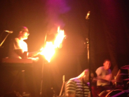 Theremin on Fire!