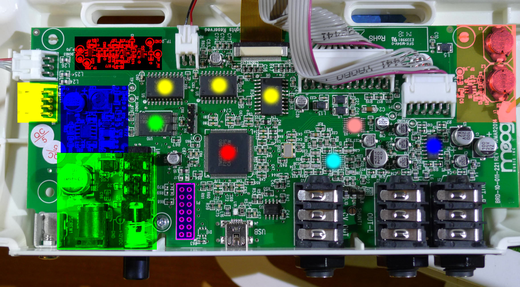 Theremin World Topic Moog Music Theremini Reviews Electronic Circuit Board Cleaner Spray Can Jaycar Electronics New Painted Colored Round Spots Above From Left To Right